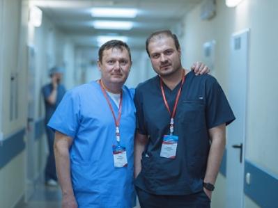 Конференция «Современный пациент - ориентированный подход во флебологии», 12 мая 2017г, Ярославль (День первый).