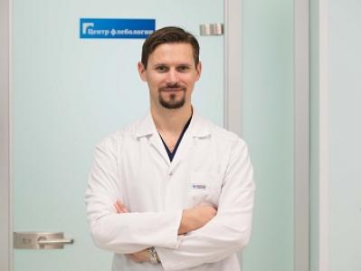 Консультация врача флеболога в Москве